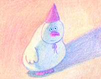 SSEBONG's doodles.