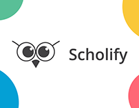 Scholify Brand Identity