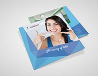 Square Dental Brochure