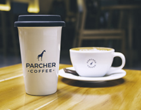 Parcher Coffee - Logo Design