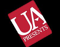 UA Presents 2016 Season Cover Campaign