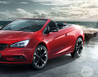 Coastal Breeze for the Opel Cascada Supreme!