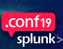 Splunk Annual Conference - event design exploration