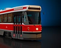 TTC CLRV Classic Toronto Tram