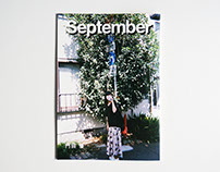 September / Photozine