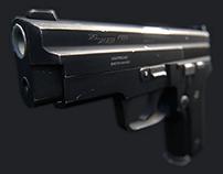 Visage Mod - Weapons