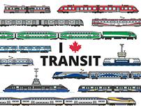I Love Canadian Transit