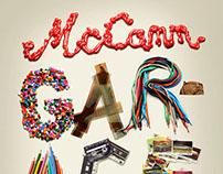 POSTER - McCann Garage Sale Event