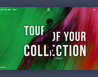 Fashion Banner, Website Banner, Creative, UI/UX,