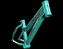 Bicycle frame [Stels]