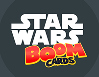 Star Wars Boom Cards