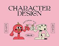 Character Design Vol 05