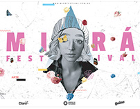 MIRÁ FESTIVAL | Marca