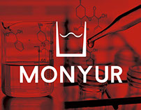 Redesign (Corporate Identity) - MONYUR