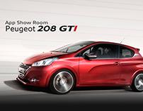 App Show Room | Peugeot 208 GTI