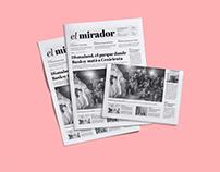 Diario: El Mirador