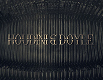 Boards for Houdini & Doyle Fox Television Series