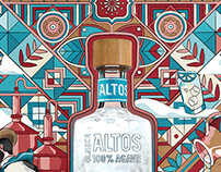 Tequila ALTOS
