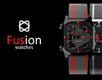 Fusion Watch - Men's Contemporary Watch Design