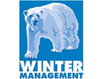 WINTER MANAGEMENT -Illustration & Graphic Design