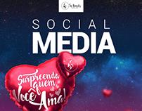 Rede Social Su Beauty Buena Hair - Mês dos namorados