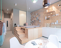 Modern Chic Apartment for Travellers