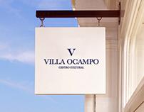 Villa Ocampo - Sistema de Identidad