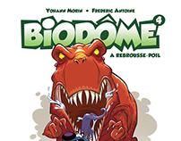 BD Biodôme, tome 3 & 4