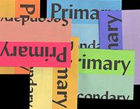 Primary | Secondary