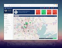 U-Telligence DMS Utility Intelligence Platform