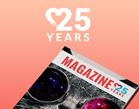 25YEARS logo