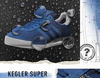 Adidas: Kegler Super Gore-Tex Shoe retouching