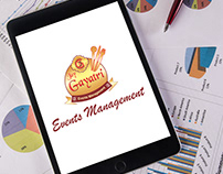 Jay Gayatri Events Management Logo Design