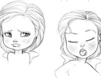 Sofia the First - Expression Sheet: Disney Channel