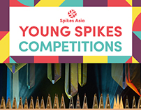 SPIKES ASIA 2016: YOUNG SPIKES COMPETITIONS
