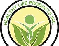 Healthy Products Logo Sample