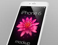 iPhone 6 Responsive Mock-Ups Vol.2