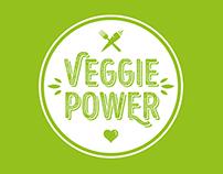 green. greener. veggie