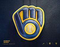 Milwaukee Brewers | MLB Rebrand