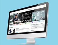 Website VouSair Versão 02