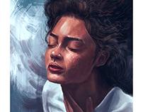 Sunkissed | Digital painting