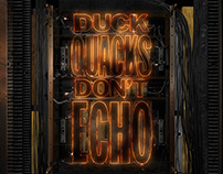 NAT GEO - Duck Quacks Don't Echo