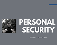 Personal Security 2.0