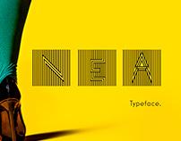 NEA - typeface