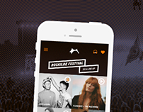Roskilde Festival 2016 Official - Native App