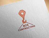 BOS contracting Logo