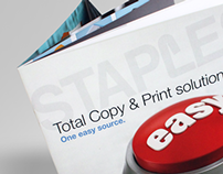 Staples Copy & Print: One Easy Source