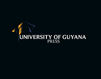 University of Guyana logo Competition submissions