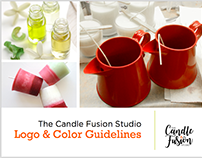 Candle fusion Branding