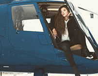 Helipsair - Winter commercial 2018 with @LucieRheaume